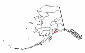 Moving to Seward, Alaska