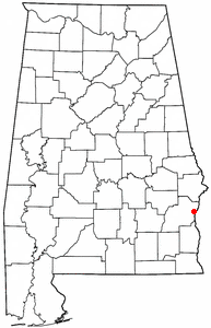 Moving to Eufaula, Alabama