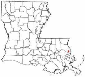 Moving to Slidell, Louisiana